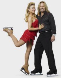 Motley Crue vokalistas Tv šokių projekte - paskutinis