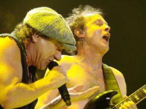 AC/DC išleis koncertinį dvd
