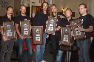 Amorphis įrašinėja jubiliejinį albumą