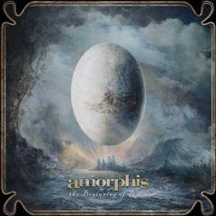 Amorphis publikuoja naujo albumo viršelį