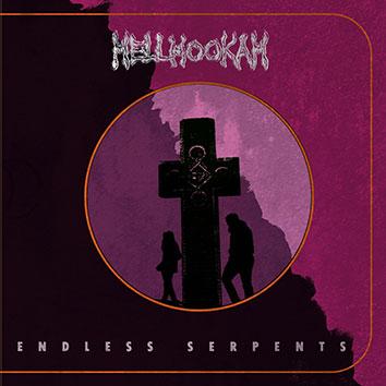 Lietuvos Doom Metalo duetas HELLHOOKAH pristato promo albumą Endless Serpents