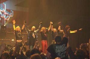 Judas Priest atsisveikina su gerbėjais