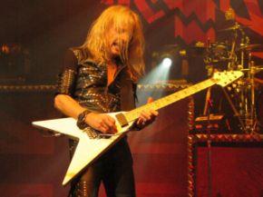 Judas Priest gitaristas išėjo į priešlaikinę pensiją
