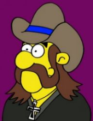 Motorhead lyderis pasirodys Simpsonuose