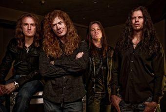 Megadeth pažada greitą ir sunkų albumą