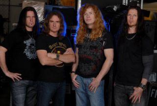 Megadeth planuoja naują albumą