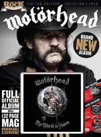 Classic Rock žurnalas platins Motorhead albumą