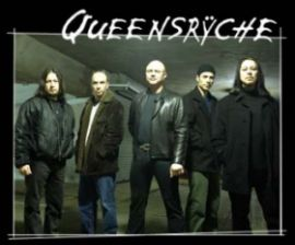 Queensrÿche ruošiasi naujo albumo įrašams