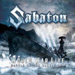 Sabaton išleis koncertinį albumą