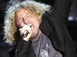 Buvęs Van Halen frontmenas išleis knygą