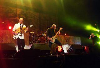 Stone Sour planuoja išleisti dvd