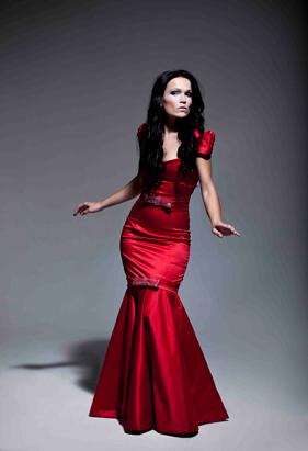 """Tarja Turunen koncerto svečiai – net dvi italų roko grupės Cry Excess"""" ir Hollow Haze"""""""
