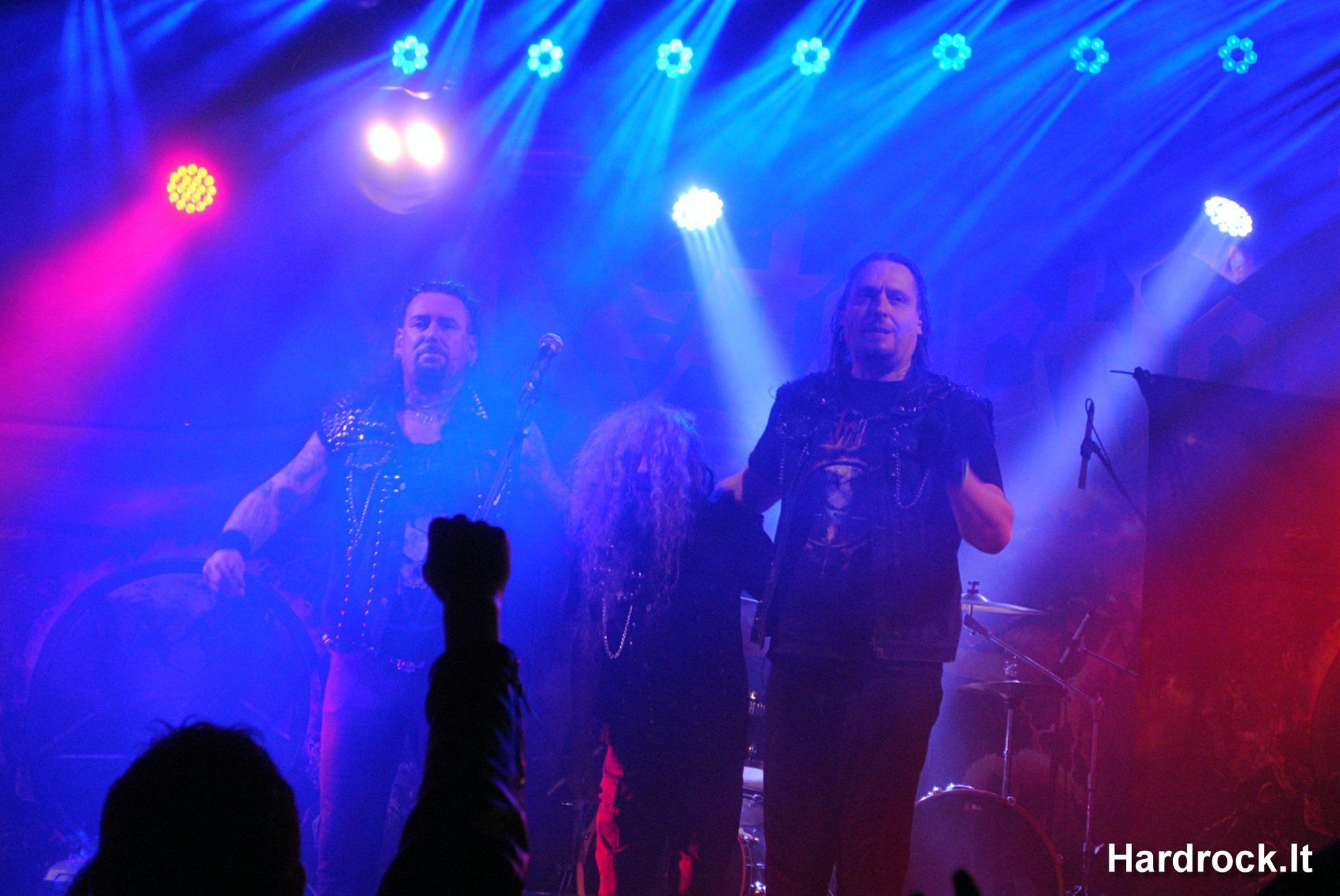 True&Evil Vilnius Metal Fest 2017