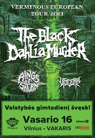 Black Dahlia sidebar