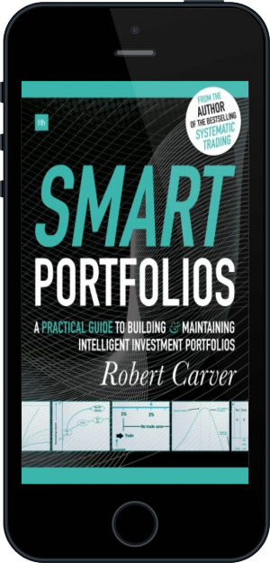 Cover of Smart Portfolios on Mobile by Robert Carver