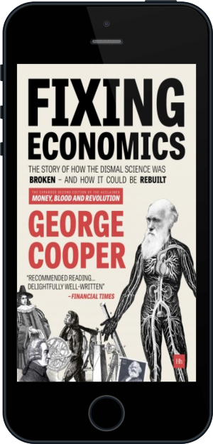 Cover of Fixing Economics on Mobile by George Cooper