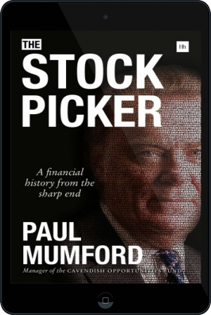 Cover of The Stock Picker on Tablet by Paul Mumford