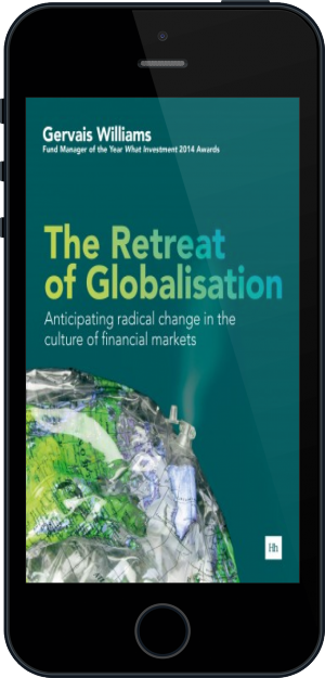 Cover of The Retreat of Globalisation on Mobile by Gervais Williams