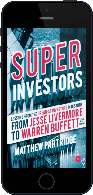 Cover of Superinvestors on Mobile by Matthew Partridge