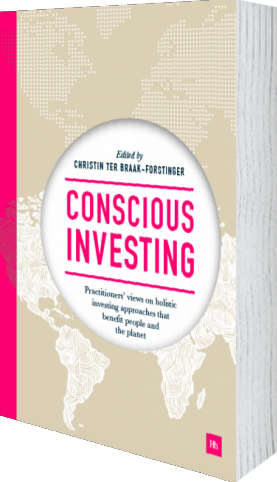Cover of Conscious Investing by Christin ter Braak-Forstinger