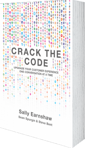 Cover of Crack the Code by Sally Earnshaw, Sean Spurgin and Steve Bent