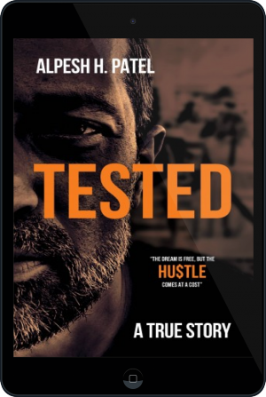 Cover of Tested on Tablet by Alpesh H. Patel