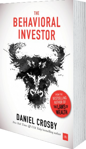 Cover of The Behavioral Investor by Daniel Crosby
