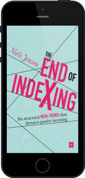Cover of The End of Indexing on Mobile by Niels Jensen