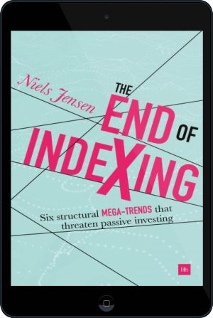 Cover of The End of Indexing on Tablet by Niels Jensen