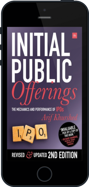 Cover of Initial Public Offerings -- 2nd Edition on Mobile by Arif Khurshed