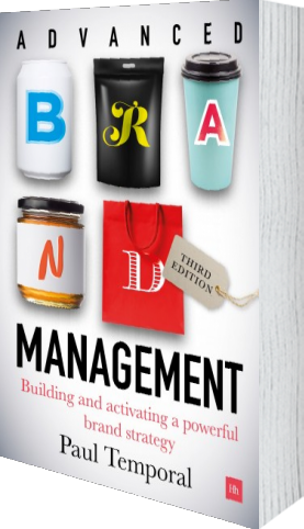 Cover of Advanced Brand Management -- 3rd Edition by Paul Temporal