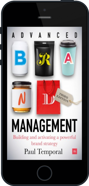Cover of Advanced Brand Management -- 3rd Edition on Mobile by Paul Temporal
