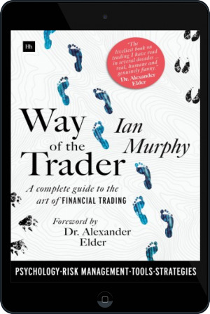 Cover of Way of the Trader on Tablet by Ian Murphy