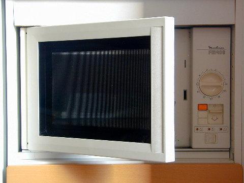 mikrovågsugn