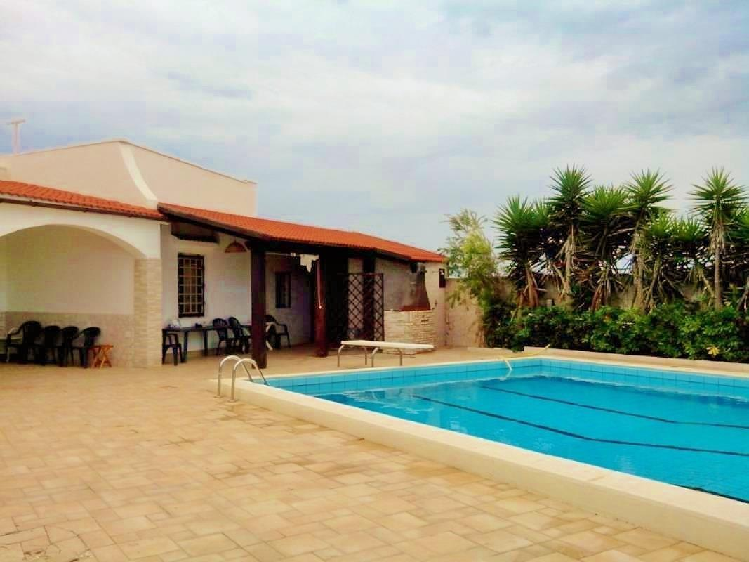 4 Bedroom Beach Villa With Pool Ref Fontanelle Villanova
