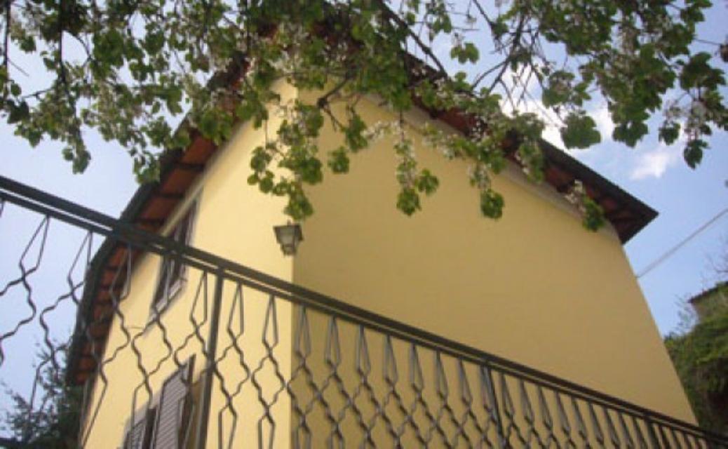 Villa La Terrazza, Sommocolonia, Tuscany. Italian holiday homes and ...