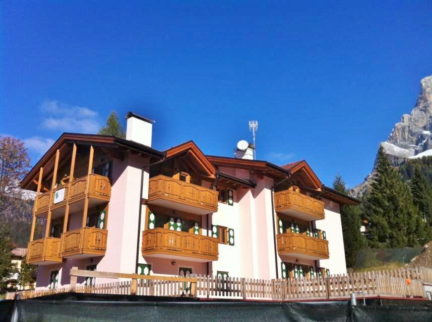 Ski apartments in the Dolomites, San Martino di Castrozza ...