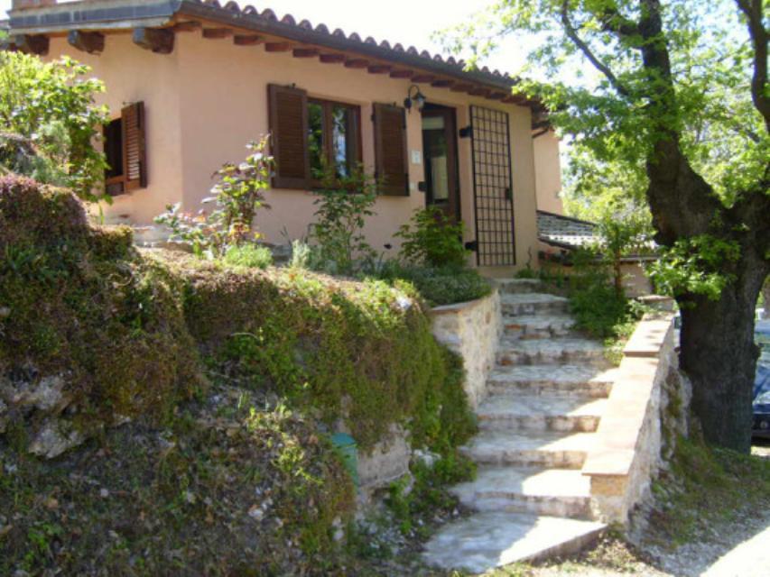 Casa delle fate country house spoleto umbria italian for Piani casa delle fate