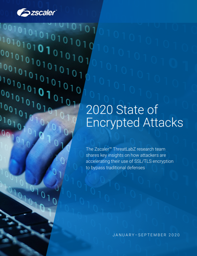 2020 State of Encrypted Attacks