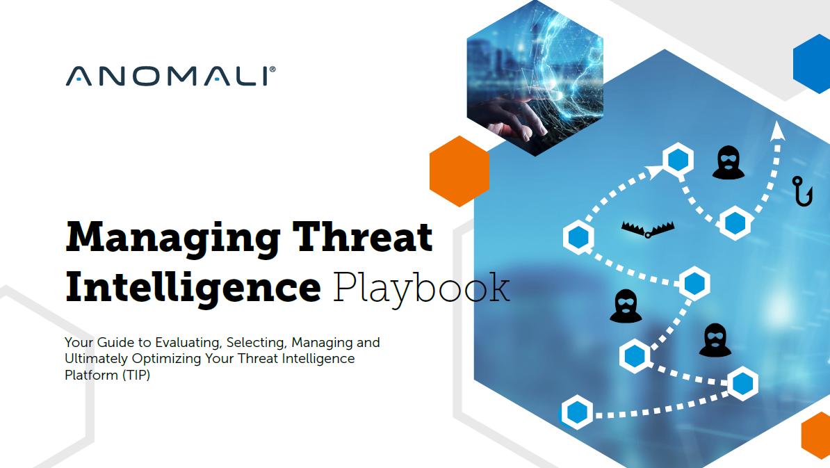 Managing Threat Intelligence eBook