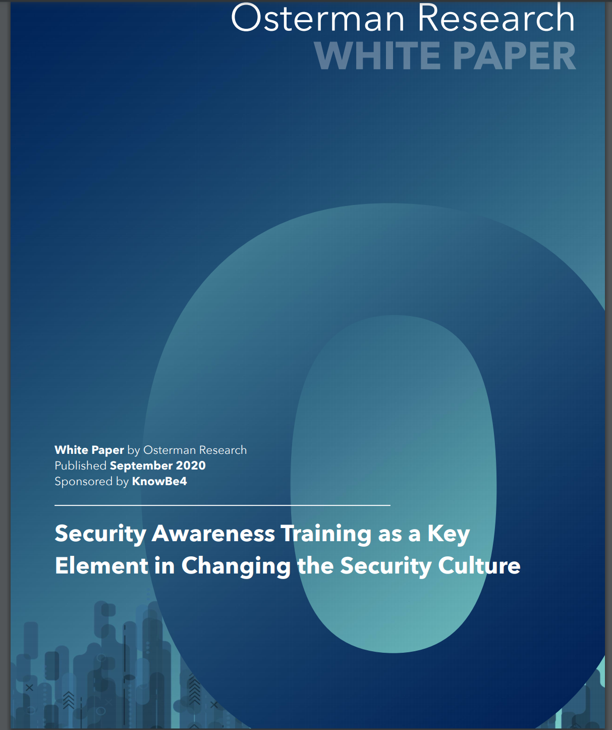 Security Awareness Training as a Key Element in Changing the Security Culture