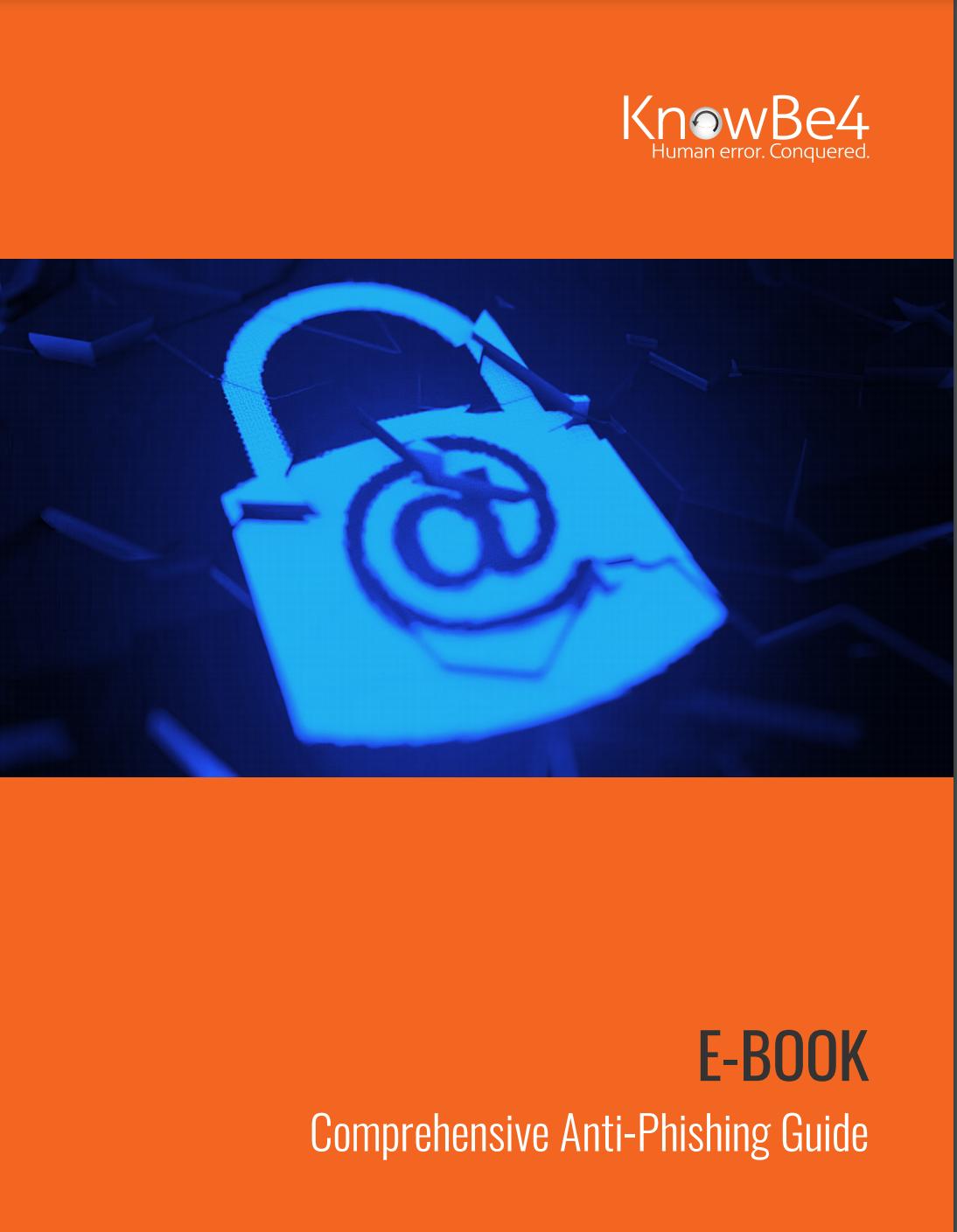 Comprehensive Anti-Phishing Guide