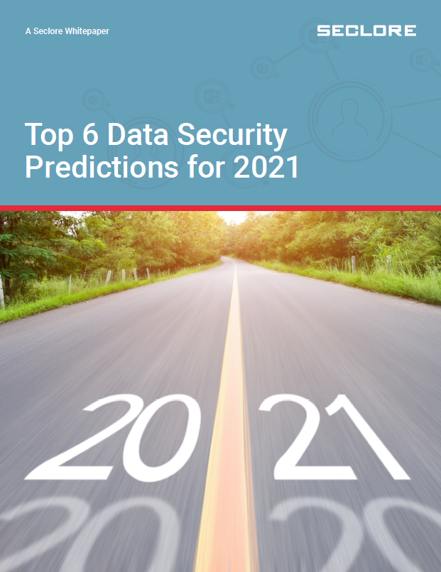 Top 6 Data Security Predictions for 2021