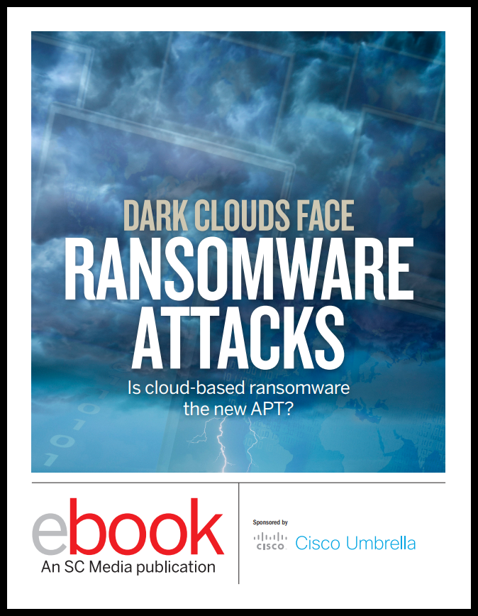 Dark clouds face ransomware attacks