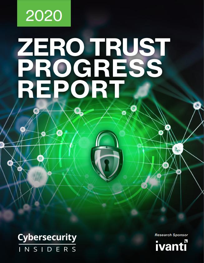 2020 Zero Trust Progress Report
