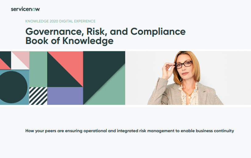 Governance, Risk, and Compliance Book of Knowledge