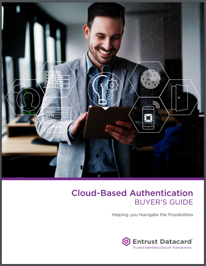 Cloud-based authentication buyer's guide