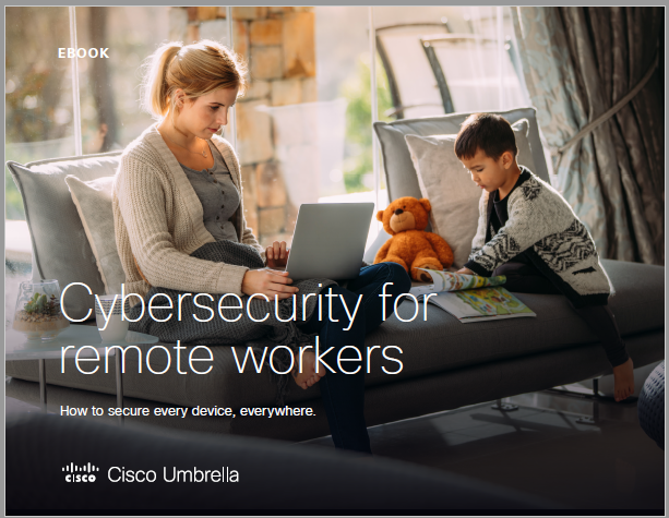 Cybersecurity for remote workers. How to secure every device, everywhere.