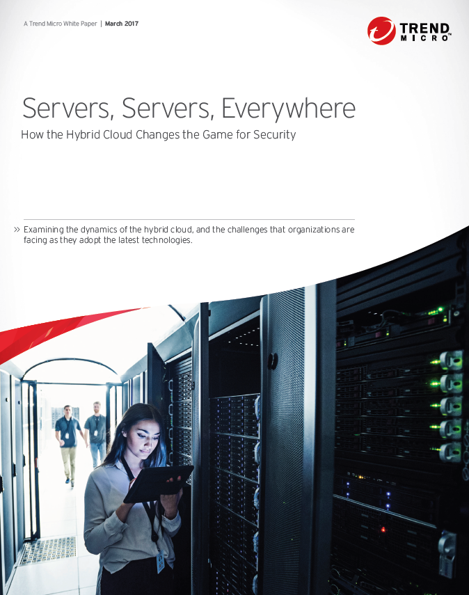Servers, servers, everywhere: How the hybrid cloud changes the game for security