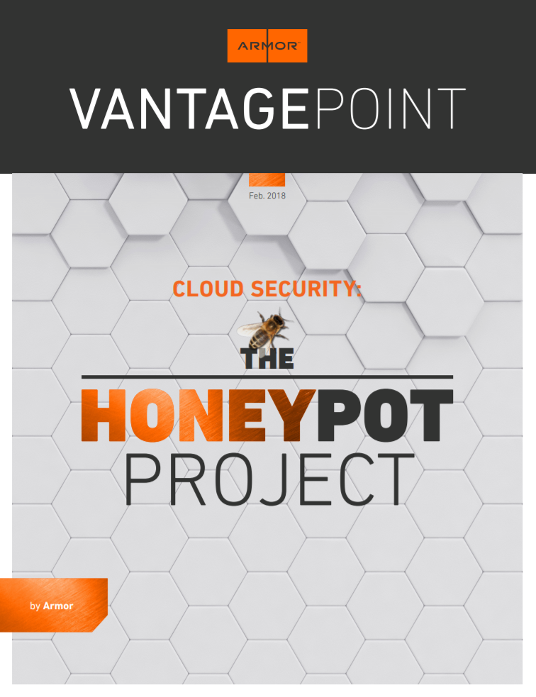 Cloud security: The honeypot project